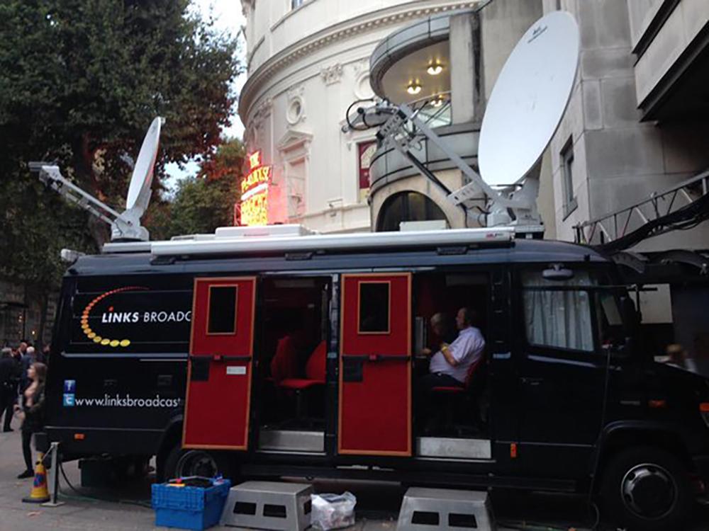 Rocky Horror Show Live Links Broadcast