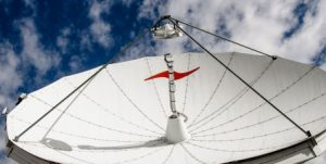 Teleport Services Satellite Capacity Links Broadcast Thank You