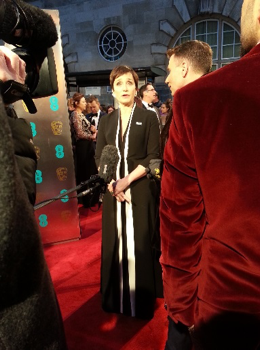 BAFTAs Royal Albert Hall for Links Broadcast 02