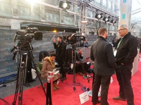 BAFTAs Royal Albert Hall for Links Broadcast 03
