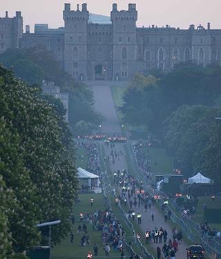 The Royal Wedding Outside Broadcast Links Broadcast 01