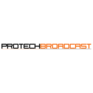 Protech Broadcast Logo for Links Broadcast