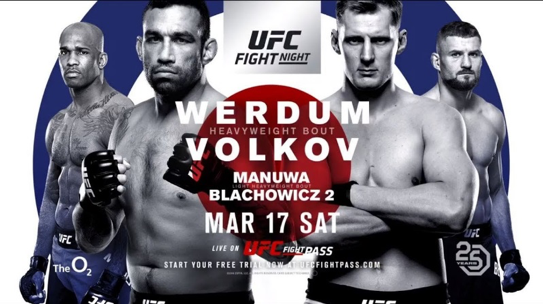 UFC Fight Night Links Broadcast