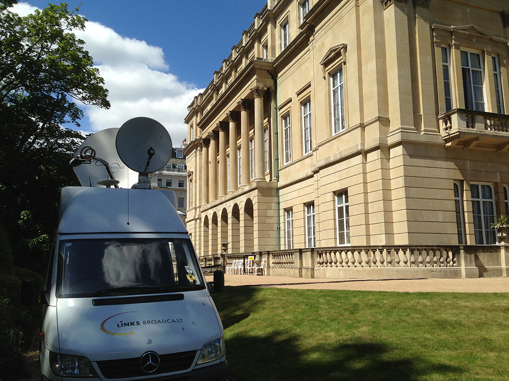 Live Broadcast Lancaster House Links Broadcast