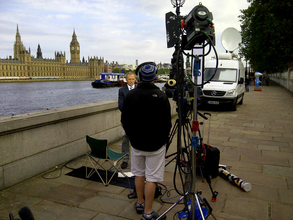 OB Facilities Houses of Parliament Links Broadcast