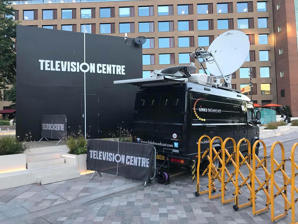 ROH Big Screen Event Links Broadcast
