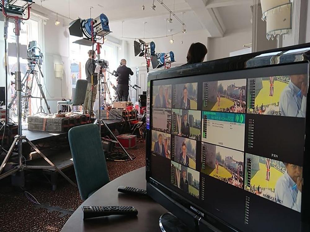 Royal Wedding Live Press Links Broadcast