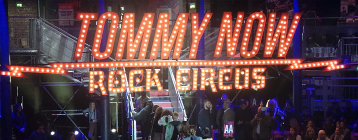 Multi-Camera OB Unit Tommy Now Roundhouse Links Broadcast