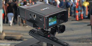 Liveu LU600 Links Broadcast Outside Broadcast Services