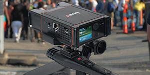 Liveu LU600 Links Broadcast Outside Broadcast Services