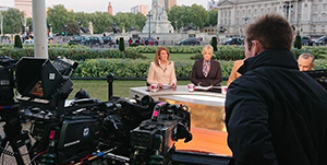 Multicamera Production Outside Broadcast Services Links Broadcast