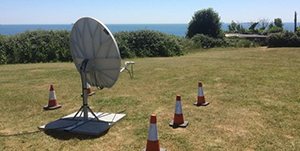 TVRO and Downlinks Links Broadcast Outside Broadcast Services