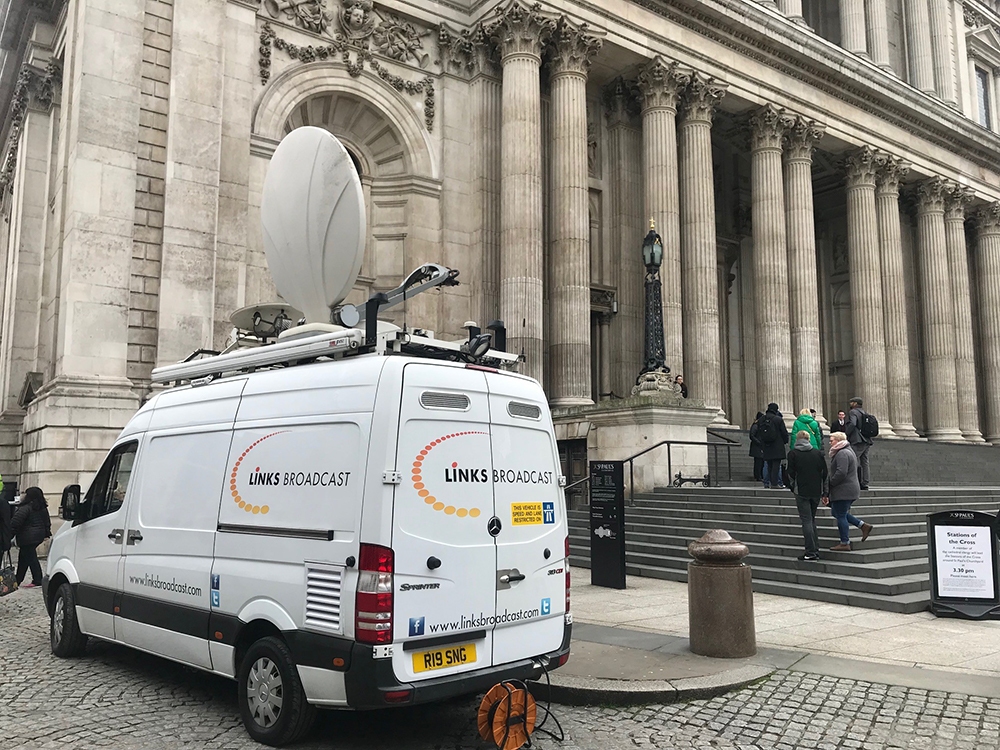 St Pauls March 2019 Links Broadcast