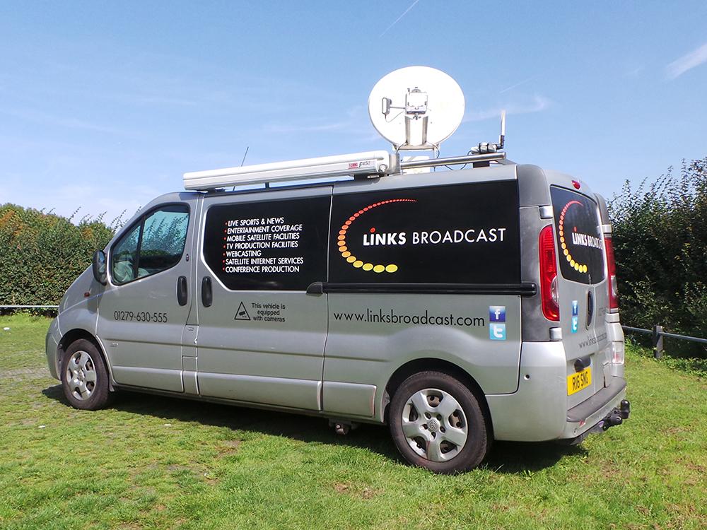 Weblink Truck Live Links Broadcast