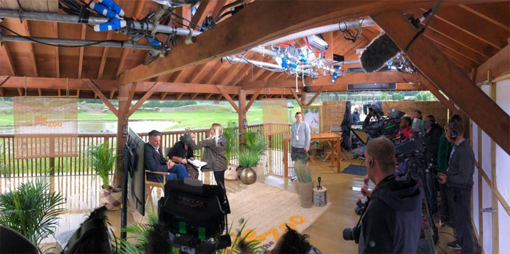 Big Week At The Zoo Production Facilities