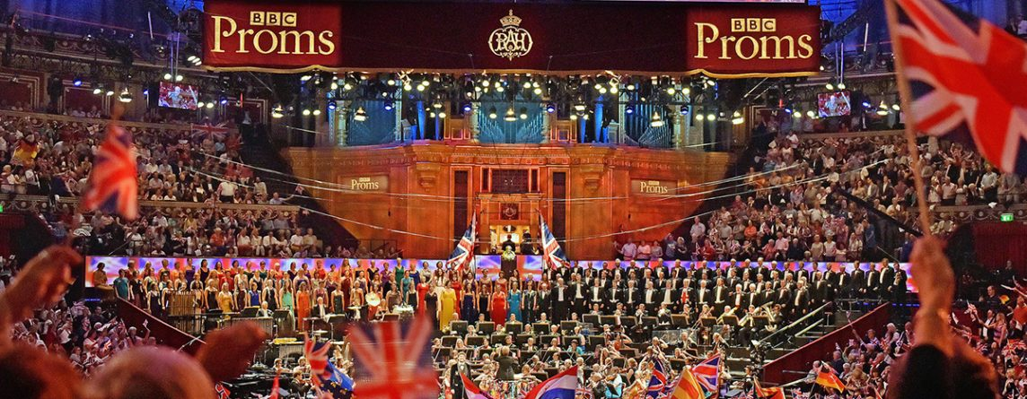 Last Night Of The Proms Links Broadcast