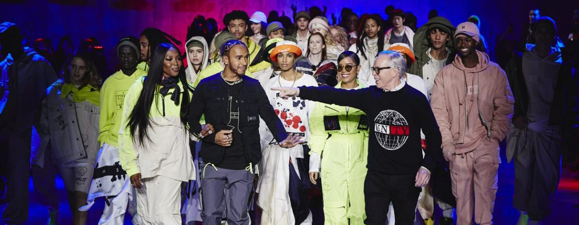 Satellite Uplink London Fashion Week 2020 Links Broadcast
