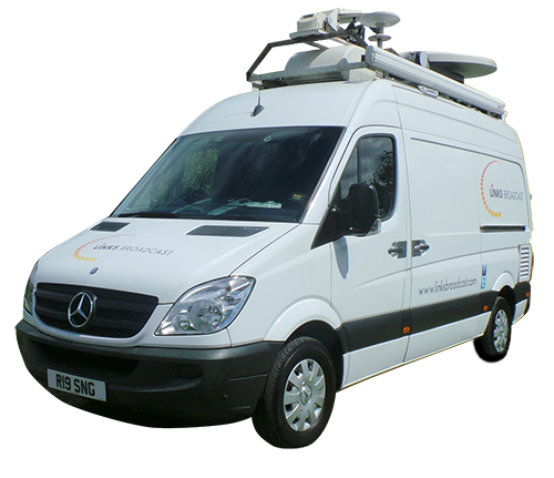 R19 SNG Truck Links Broadcast