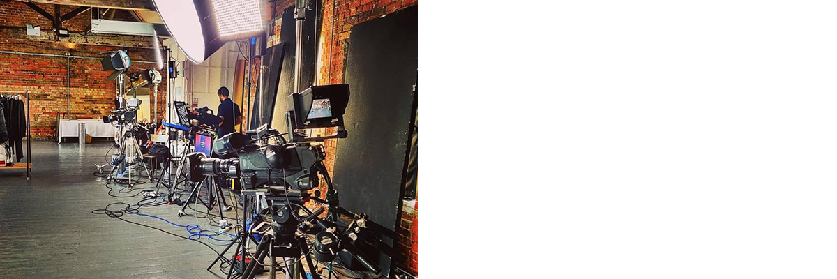 Live Content Streaming Facilities Links Broadcast