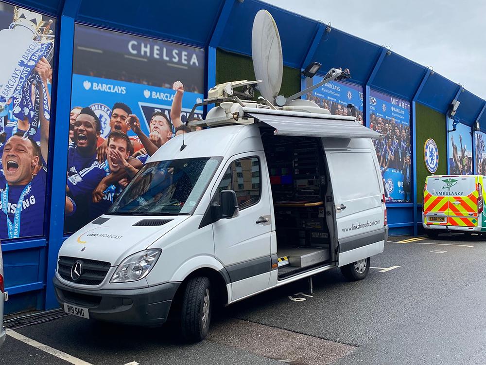 Uplink Vehicle 01 Links Broadcast