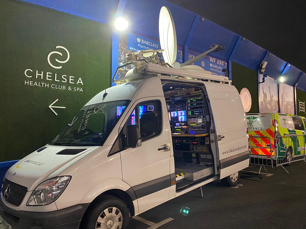 Uplink Vehicle 04 Links Broadcast